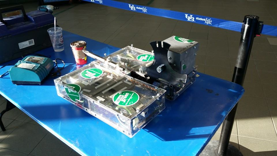 3rd picture of ESW's Battlebot